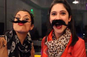 Violetta en Vivo:  México tini et jorge font rire