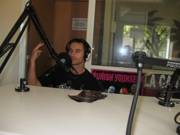 Matière Sombre à Gatsun Radio