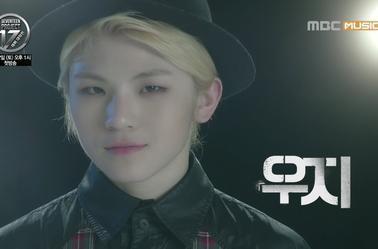 Seventeen Members Woozi