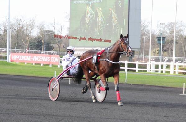 Dimanche 30 Décembre 2012 - Vincennes