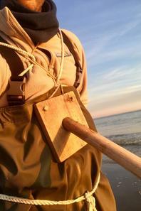 Pêche aux crevettes grises digue du Braek (01/06/19)