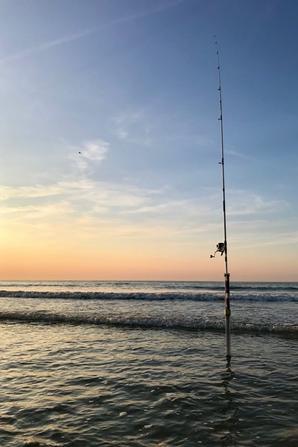 Surf à basse mer digue du Braek (16/07/19)