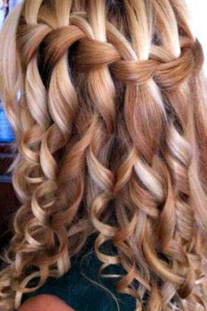 Coiffure 3 Cheveux Boucle Blog De Marocainezm