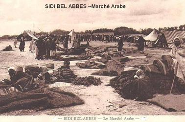 Sidi Bel Abbès : des anciennes cartes postales