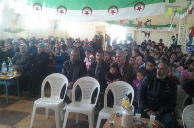Sidi Brahim : les festivités du 11 décembre 1960.