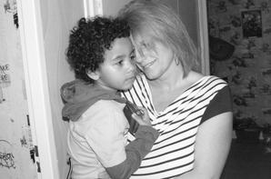 moi et mon fils melvyn