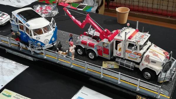 Expo maquette Bourgbarre 2019