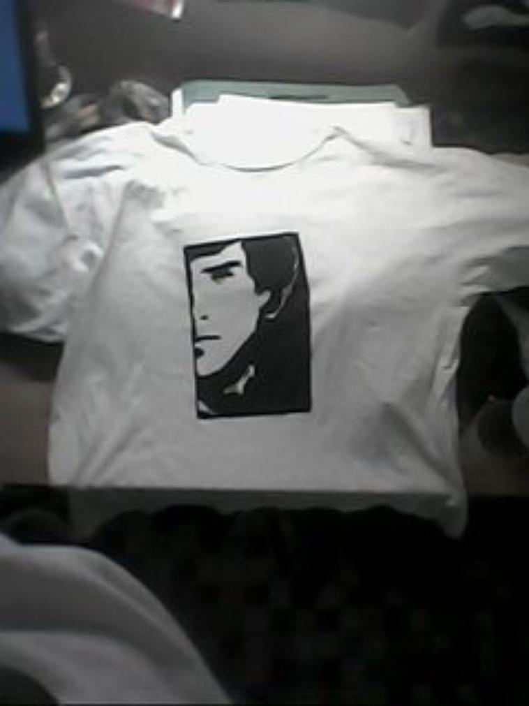 Sherlock BBC t-shirt