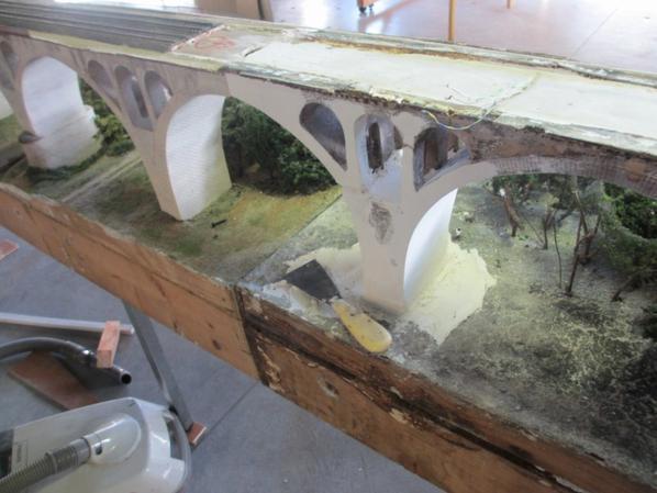 Renovation du Viaduc de St Florent sur Cher