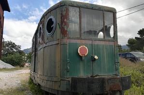 Matériel Corse SNCF qui date ! ! ! ! !