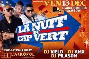 Fanny J & Warren En Show Case & La Nuit Du Cap Vert