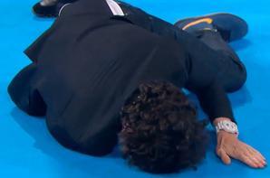 Arnaud tsamere dans Step