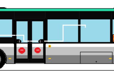 D coupe de bus ratp modifi par moi meme que c 39 est les lignes 42 64 et 356 blog de ratp sami - Dessiner un bus ...