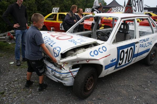 Mon Opel Corsa A