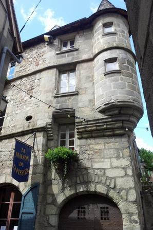 petit tour en France dans la Creuse a Aubusson  .2014.