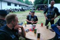 party chez les Ghosts Brothers MC DÄNEMARK