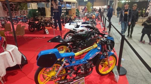 Salon du deux roues lyon 2017 blog de g2doppler for Salon du deux roues lyon