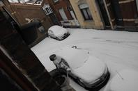 Marrakech sous la neige