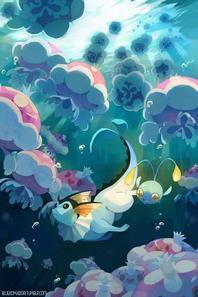 Pokemon & Life is Strange Fanart #6