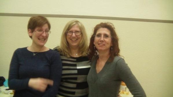 Apres les tripes les anniversaires joyeux anniversaire à Sylvie Annie et Stef