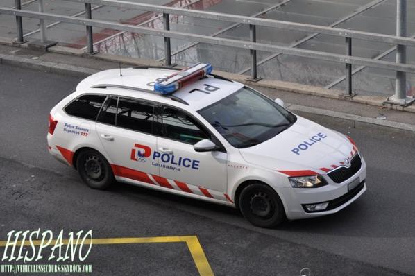 Police Municipale de Lausanne