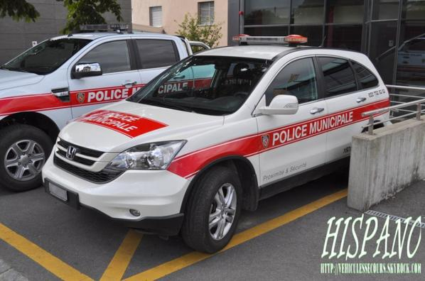 Police Municipale de Collonges-Bellerive