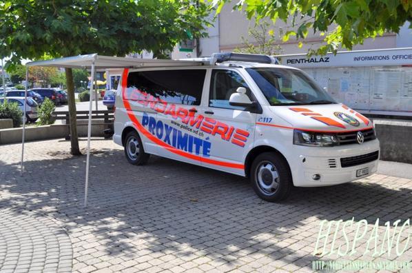 Gendarmerie Vaudoise