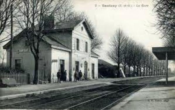 L'Ancienne Gare de Servon