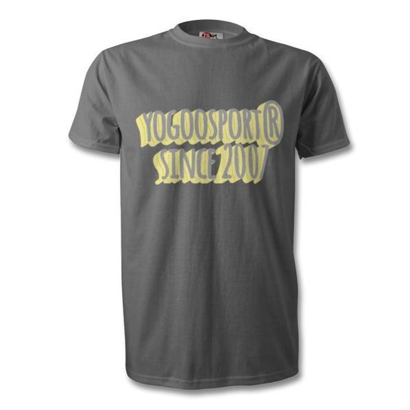T-shirt Premium Home T-shirt légèrement cintrée pour Home,100 % coton, marque.yogoosport®