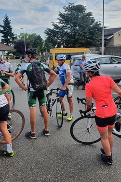 Notre 1ère fête du vélo