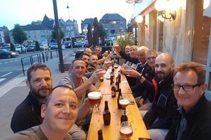Sortie club en Belgique première partie