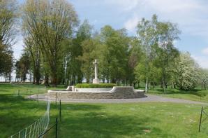 Mémorial terre-neuvien de Beaumont-Hamel :Hunter's cemetery (80)