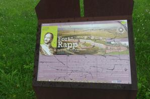 Le fort Rapp (67)