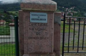 Le cimetière militaire de Grendelbruch (67)