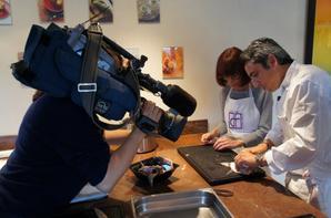France 3 met à l'honneur l'école de cuisine