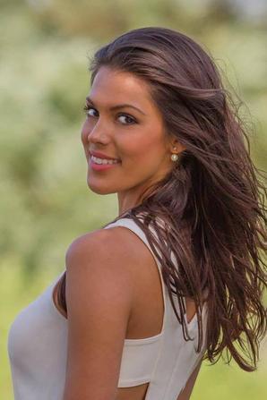 Iris Shooting photo ,  Avant Miss France.
