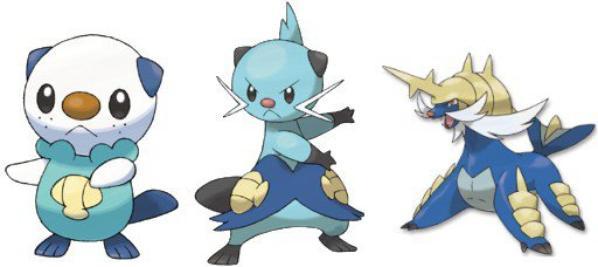 Evolutions Pokémons De Départ Génération N 5 Notice