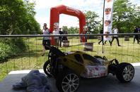 Drift Cup 2019 à l'Anneau du Rhin...