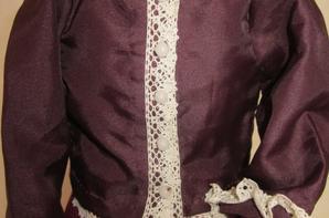 Ma premiere réalisation à la couture...