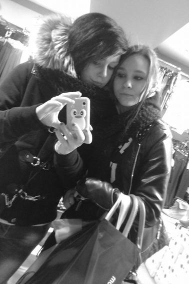 Moi et ma folle ♥