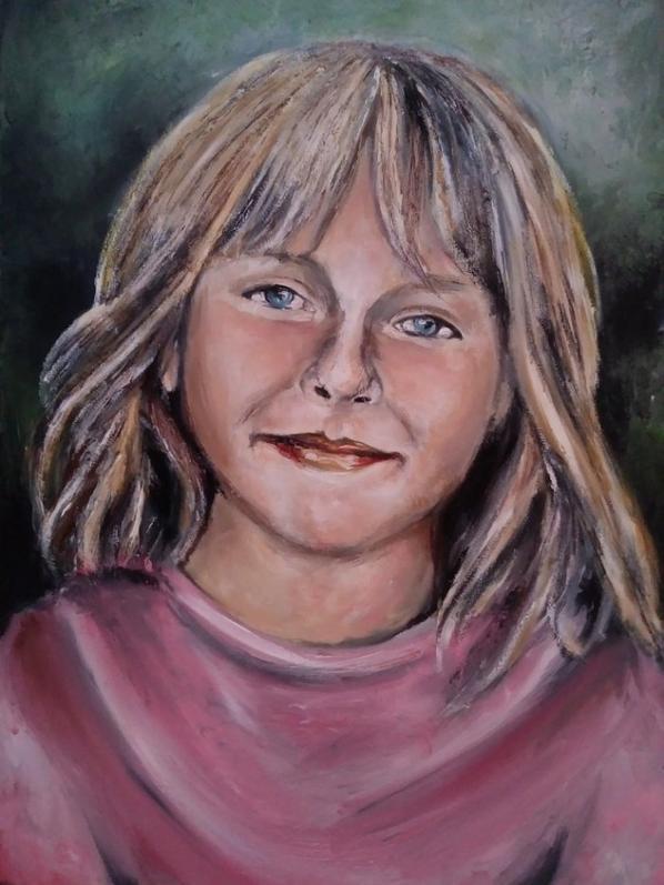 Portraits - Milena Olesinska