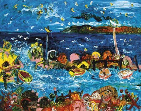 Exposition Art Blog John Perceval - Australian Fine Art