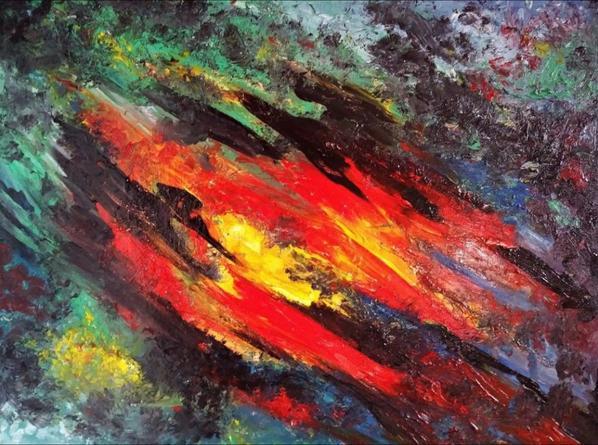 Milena Olesinska - Abstract Composition