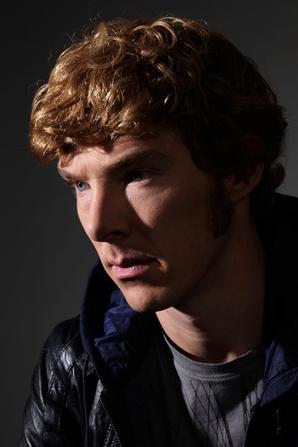 Photoshoot de Benedict pour War Horse