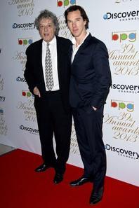 Arrivée aux Broadcasting Press Guild TV & Radio Awards