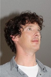 Benedict Cumberbatch à l'aéroport de Narita 15/07/13