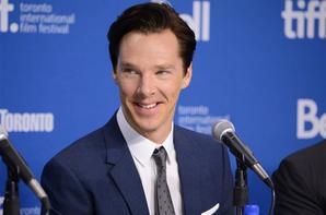 Conférence de presse du TIFF pour The Fifth Estate