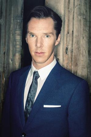 Photo de Benedict dans The Hollywood Reporter