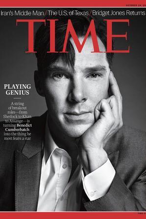 Benedict Cumberbatch : shoot pour le TIME