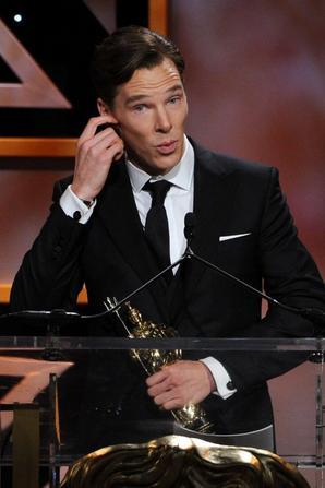 Benedict discours de remerciement - cérémonie Britannia Awards 2013